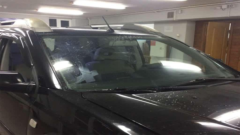 переднего и заднего стекла - Замена переднего и заднего стекла