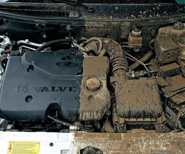 moika dvigat1 600x500 - Мойка двигателя без последствий
